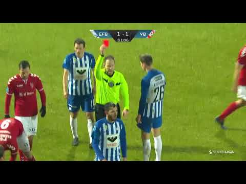 Esbjerg fB FC vs Vejle BoldKlub FC 2-1 & All Goals And Highlights & Superliga 17.03.2019 Today