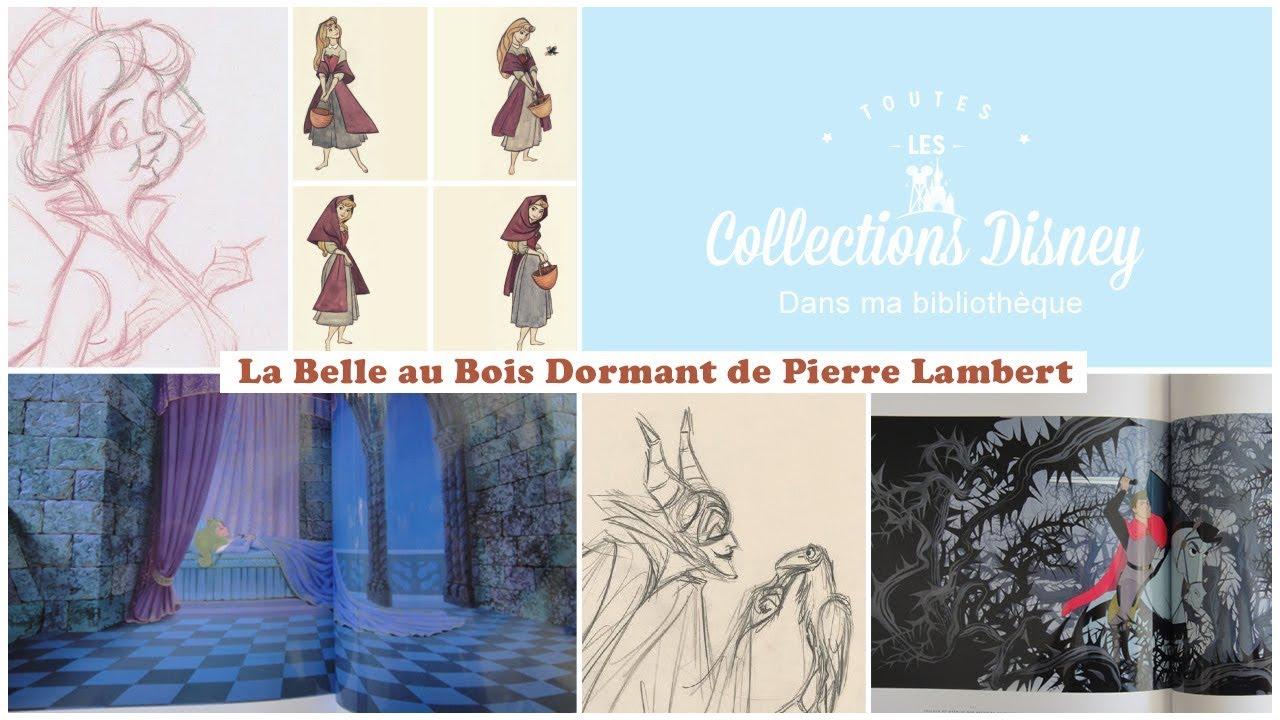 Livre Disney La Belle Au Bois Dormant De Pierre Lambert