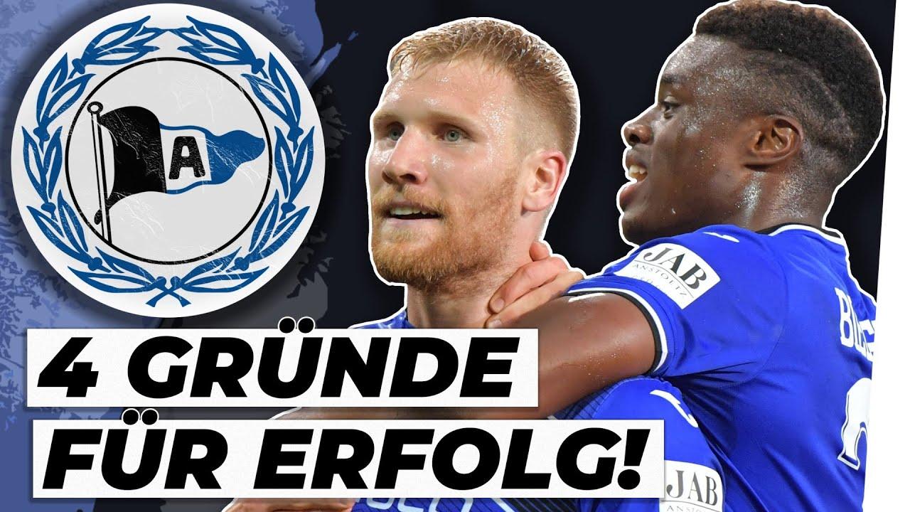Arminia Bielefeld: Der Aufstieg aus dem Nichts in die 1. Liga!