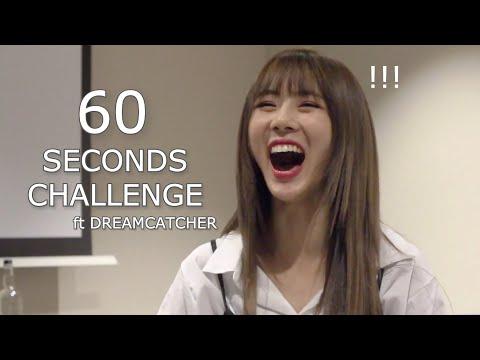 60 Seconds Challenge With Dreamcatcher