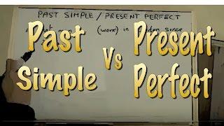 INGLÉS. 22- Diferenciar Past Simple-Present Perfect. Inglés para hablantes de español.