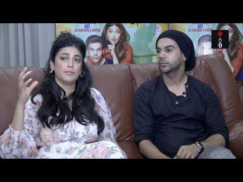 Rajkummar Rao and Shruti Haasan talk about their rom com Behen Hogi Teri