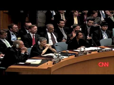 Gaza Resolution at UN