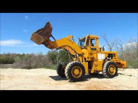 Repeat 1973 Michigan 75C wheel loader for sale | sold at