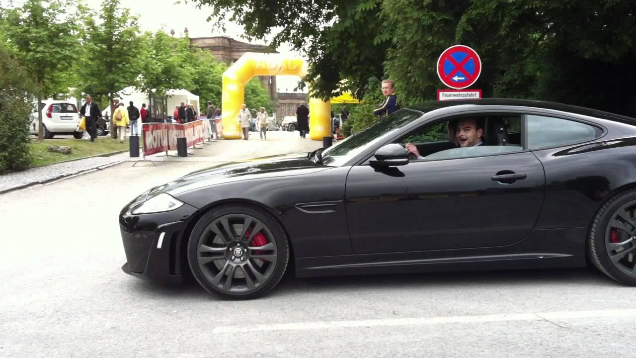 Jaguar XK RS - YouTube