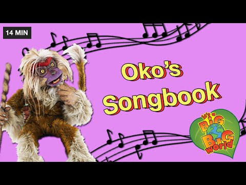"It's a Big Big World | Full Episode | ""Oko's Songbook"""