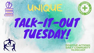 "Talk It Out Tuesday! Week 4/Sept 29:  ""All Are Welcome"" PBS Race & Diversity Book Series"