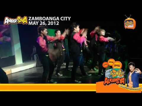 TNT Anibersaya Zamboanga City - G Slide Graffitti