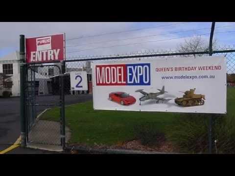 Squadron ScaleWorkshop No.128 - Melbourne Model Expo 2016