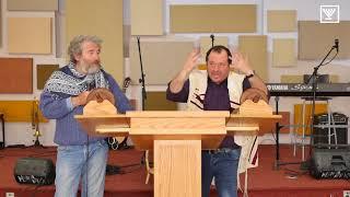 Проповедь по недельному чтению 'Ки Тиса' (Леон Мазин)
