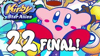 Kirby Star Allies con Mazafesia!! Capitulo 22! FINAL!