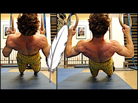 Ring/TRX Session for Softies: Core + Upper Body Strength for Climbing, Beginner Exercises