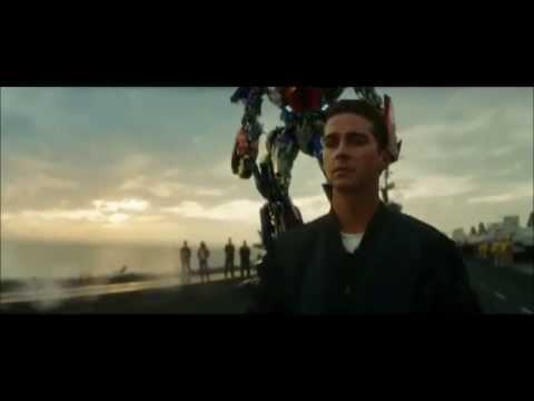 transformers 2 revange of the fallen ending scene