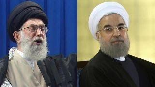 Iran's leadership: Who are Ayatollah Khamenei & Pres Rouhani