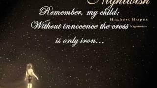 Nightwish - Bless the Child Alternative Orchestral Version