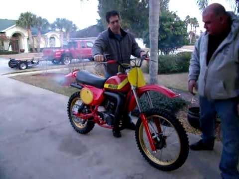 1979 Maico 400