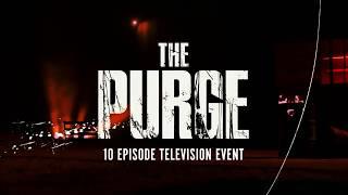 Судная ночь (Сериал) USA Network 'Purge Night' Trailer HD