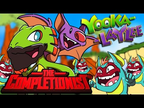 Yooka Laylee: The Banjo-Threeie You Always Wanted? - The Completionist Review
