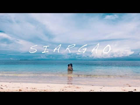 THE BEAUTIFUL ISLAND OF SIARGAO, PHILIPPINES