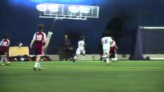 CSMRO Soccer MU12AA Winter 2011 Ligue Haut-Richelieu Match vs St-Lambert