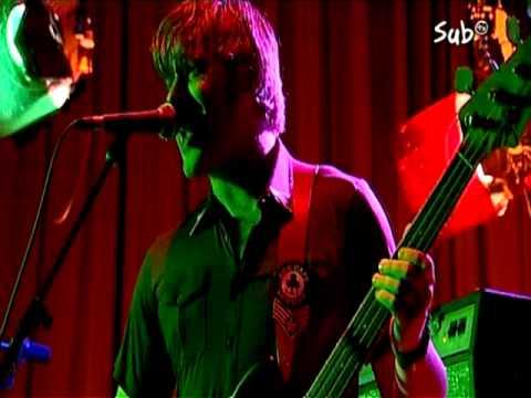 Winterville - Shotgun Smile Live TV Performance