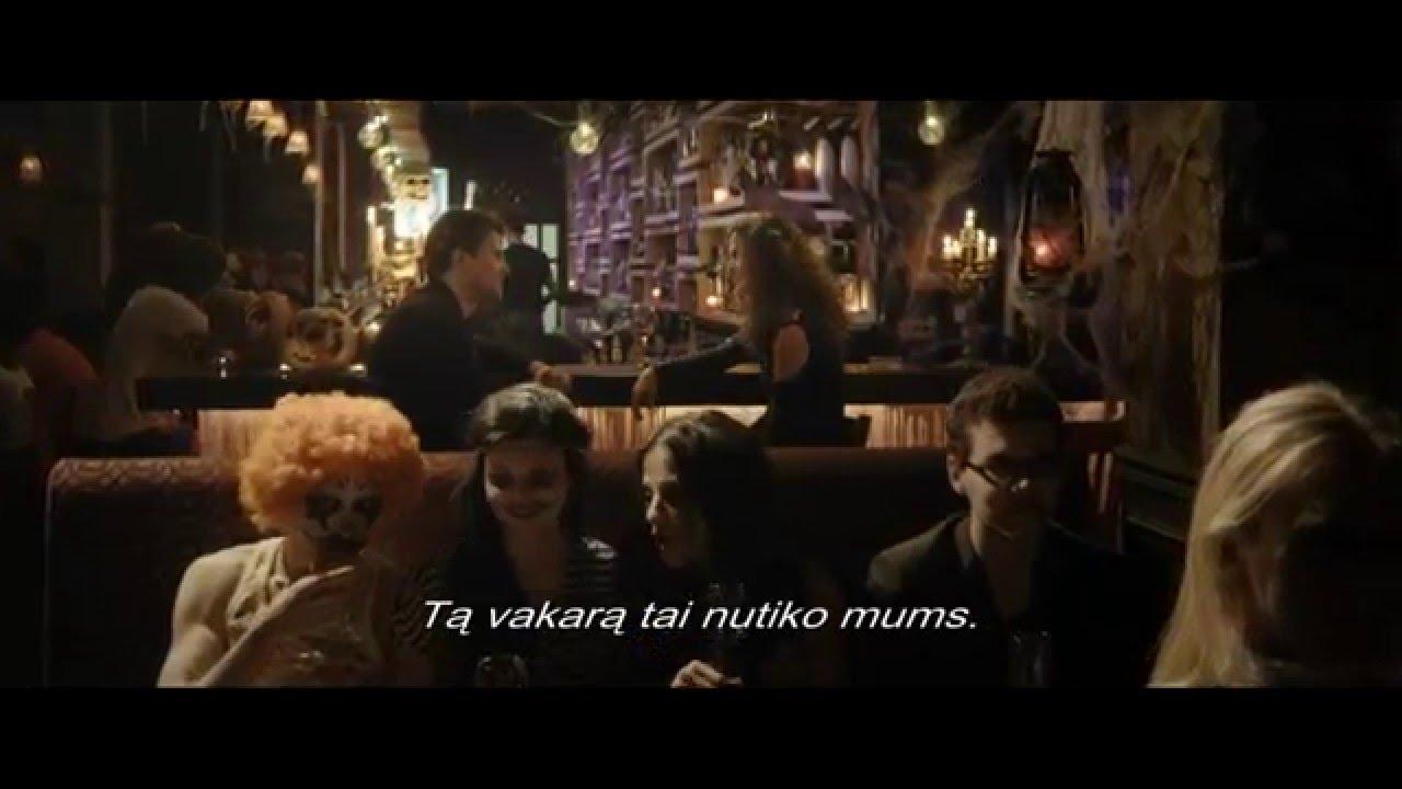 """LAISVAS KAIP PAUKŠTIS - """"Meilė Niujorke"""