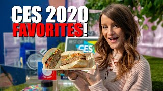 Gaming, Tech, & Food Favorites from CES 2020!