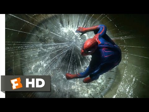The Amazing SpiderMan  The Lizard's Sewer Lair  610  Movies