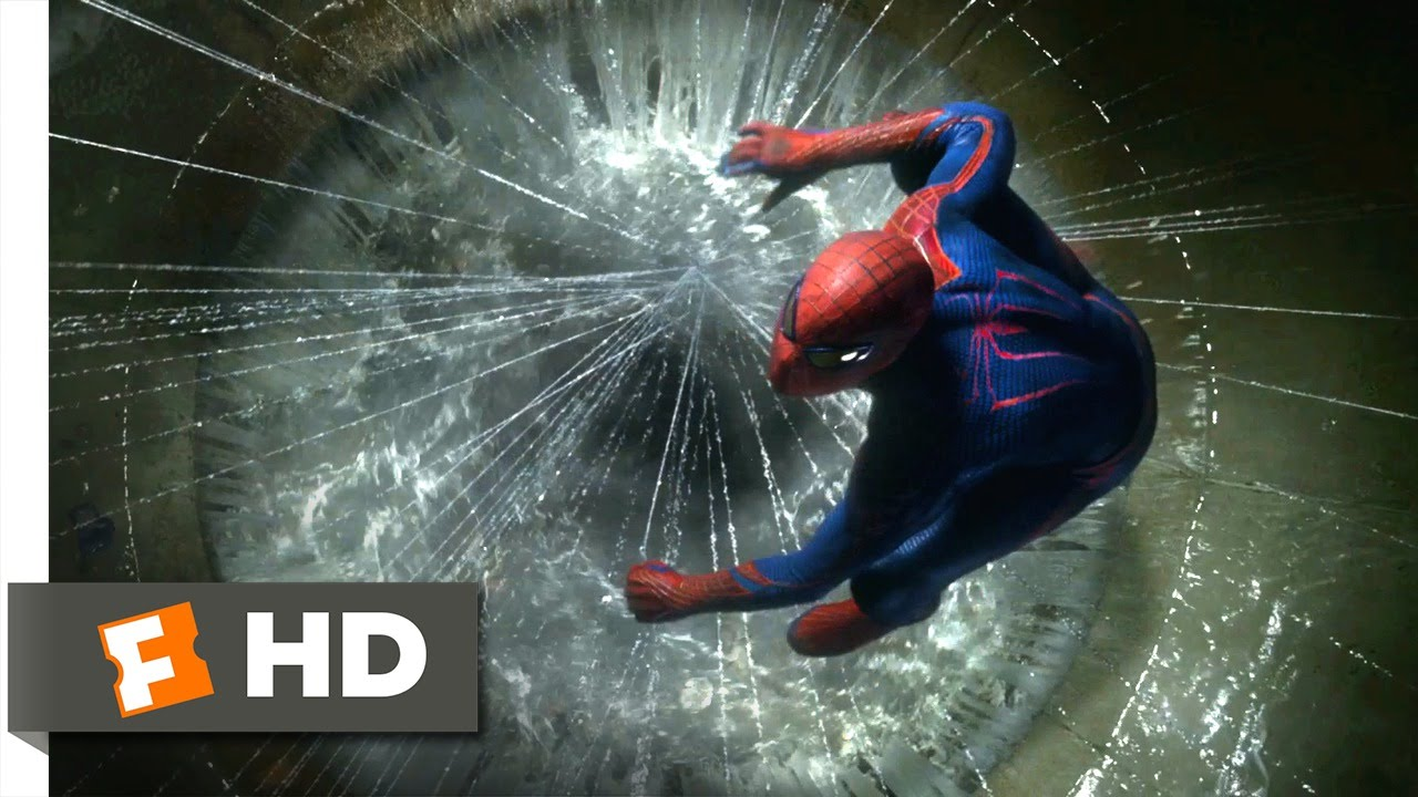 The Amazing Spider Man The Lizard S Sewer Lair Scene 6