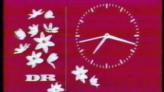Typisk DR pauseskærm fra 1980erne