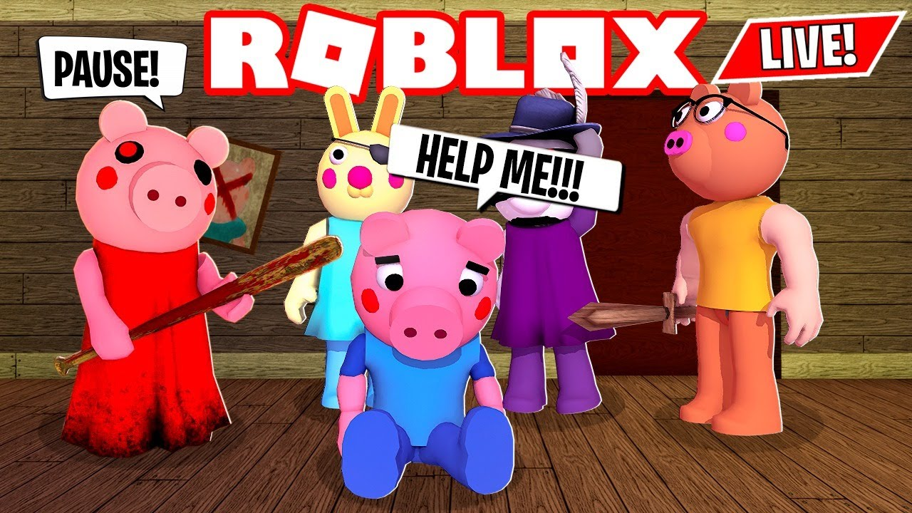 Noobhax Gui Jailbreakprison Life More Roblox смотреть Roblox Piggy Pause Challenge And Jailbreak Hide And Seek Roblox Live Youtube