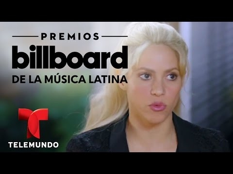 El poder femenino de Shakira | Billboards | Entretenimiento