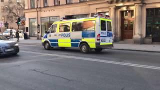 Прогулка по элитному району в Стокгольме