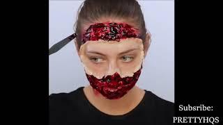 15 Easy Halloween Makeup Tutorials