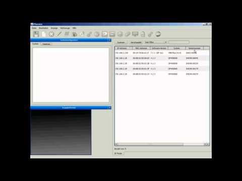 (2) PService: Tutorial über die Konfiguration & Verwaltung von VideoIP-Systemen