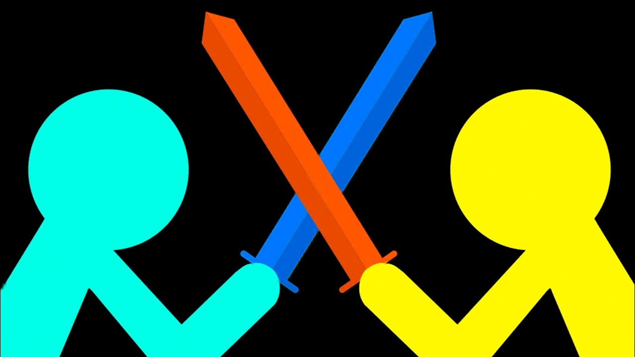 Stickman Duelist 2 Kişilik Savaş Oyunu | Bayrama Özel