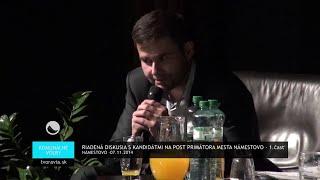 Ján Feja a jeho perly z predvolebnej diskusie Video