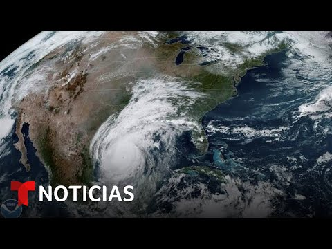 The National Oceanic and Atmospheric Administration updates their hurricane forecast