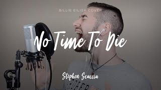 No Time To Die - Billie Eilish (cover by Stephen Scaccia)