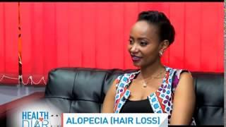 Alopecia: Hair loss causes and remedies || Health Diary