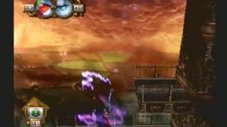 Wild 9 (PS1) Gameplay