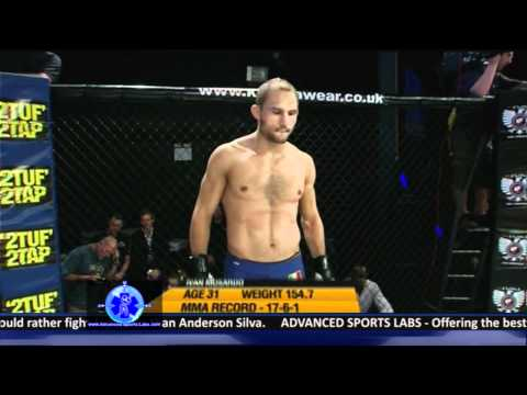 """MMA: Inside the Cage #69 """"Ain't That a Kick in the Head"""""""
