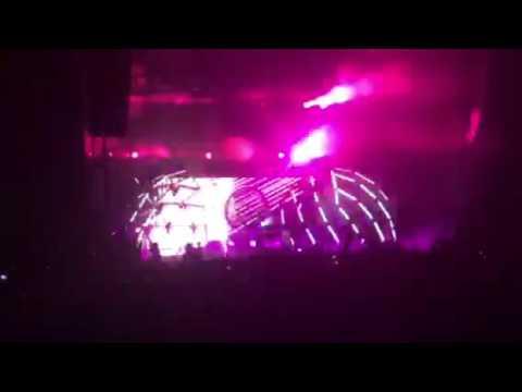Deadmau5 LIVE ACL Music Festival 2015 Blow Your Mind Light Show