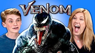 GENERATIONS REACT TO VENOM (Trailer) streaming