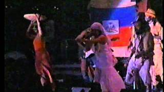 Boukman Eksperyans Feat. Fugees Live (1997)