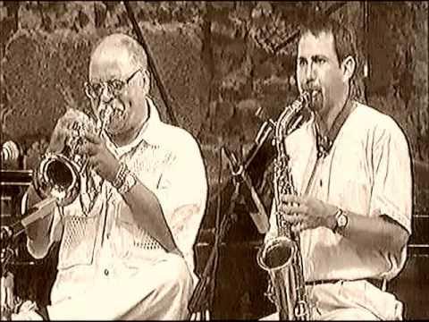 ClarkTerry Quintet San Sebastián jazz festival 1999