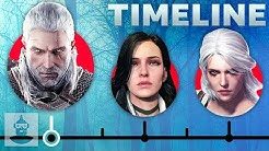 The Witcher Game Series Timeline | The Leaderboard