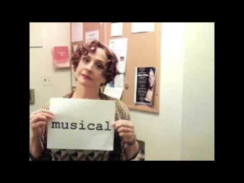Being Patti LuPone!