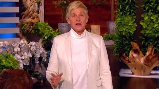 Ellen DeGeneres Apologizes LIVE In Season Premiere (Full Video)