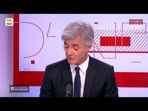 Invité : François Hollande - Territoires d'infos (04/10/2018)